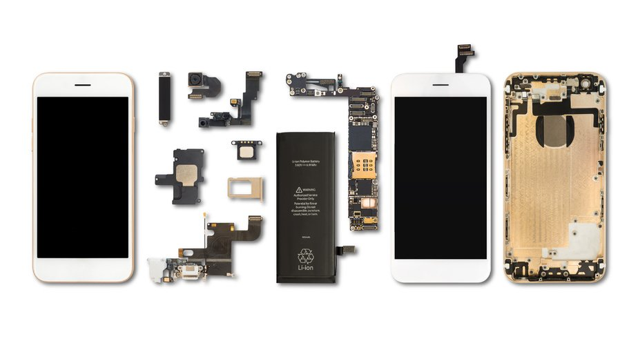 iPhone 6 Teile Komponenten